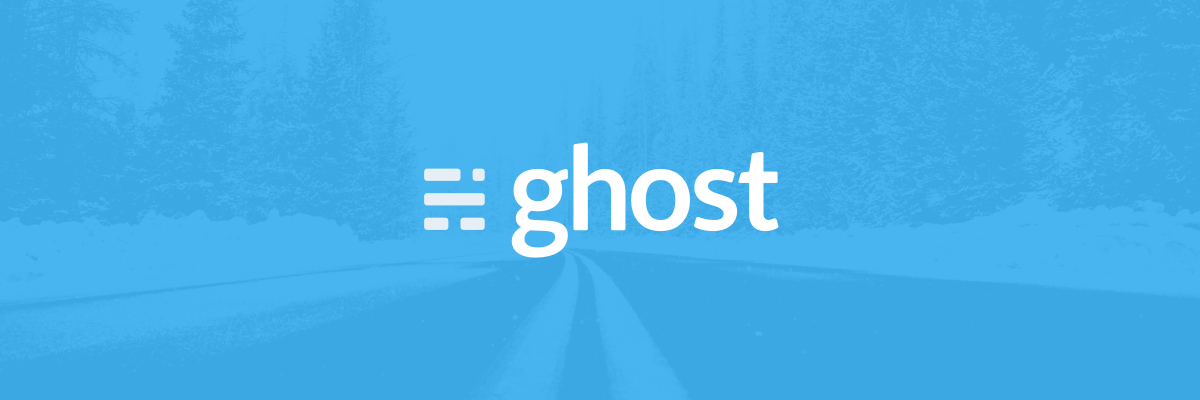 Just Good Themes & Ghost – Past, Present And The Future